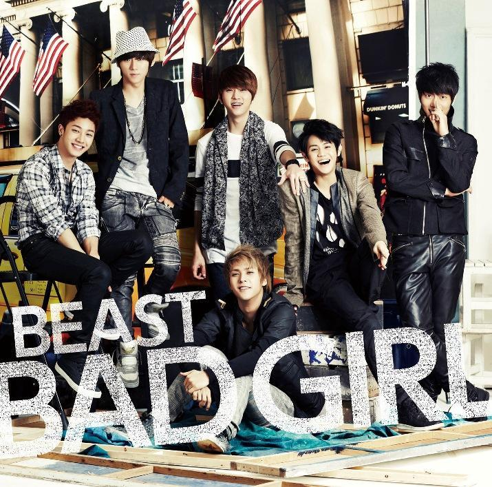 [MP3] BEAST   Bad Girl (Japanese Version)
