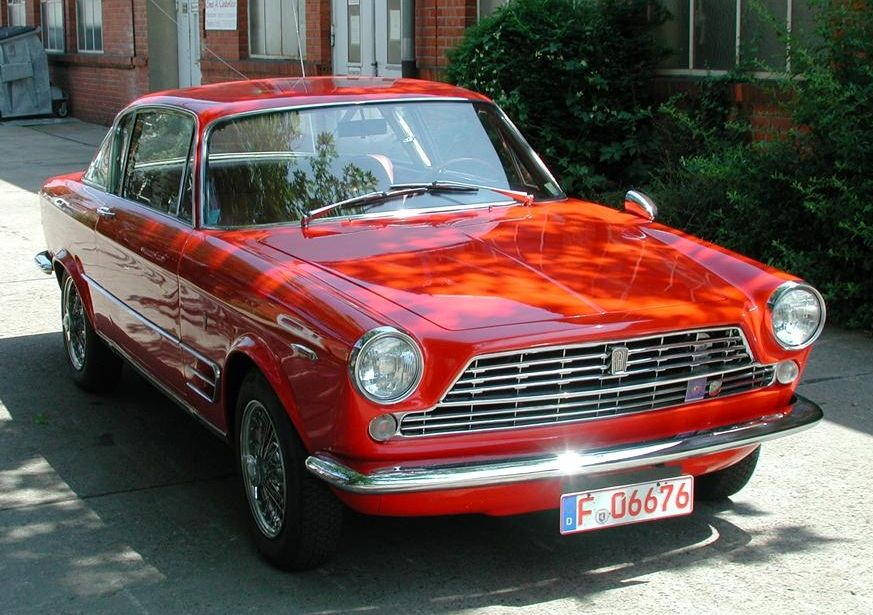 fiat 2300 s coupe abarth used car values. Black Bedroom Furniture Sets. Home Design Ideas