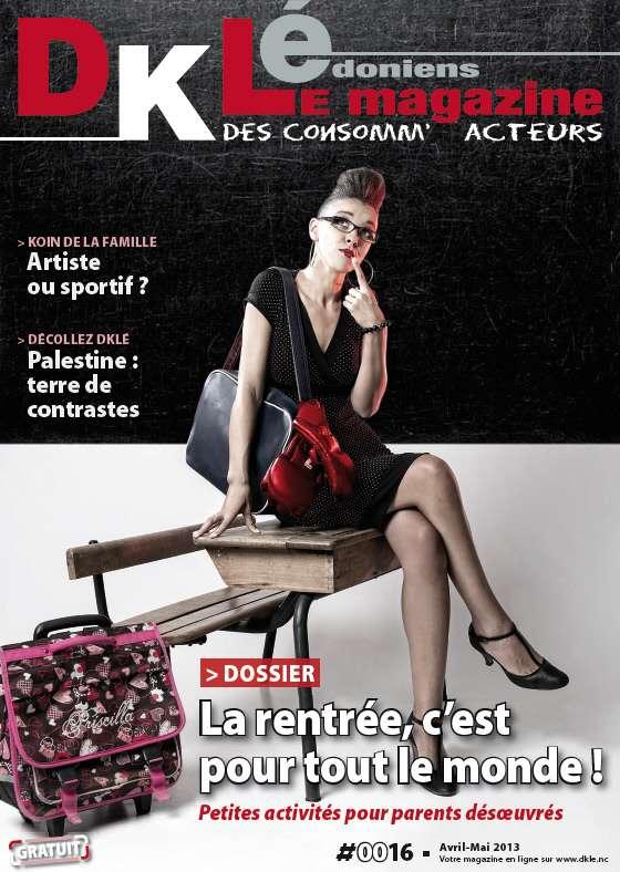 DKLE Magazine #0016  Avril Mai 2013