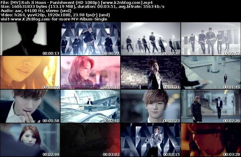 [MV] Roh Ji Hoon - Punishment (HD 1080p Youtube)