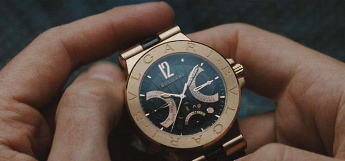 b64da3312368 reloj bvlgari pelicula iron man